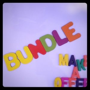 Bundle Anything I will make you a good Deal!